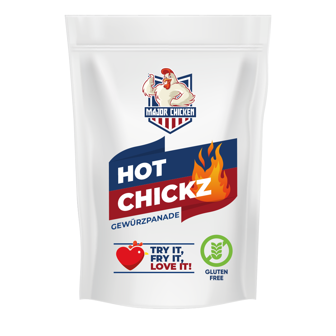 """Major-Chicken """"PARTY Package SMALL - Hot Chickz"""""""